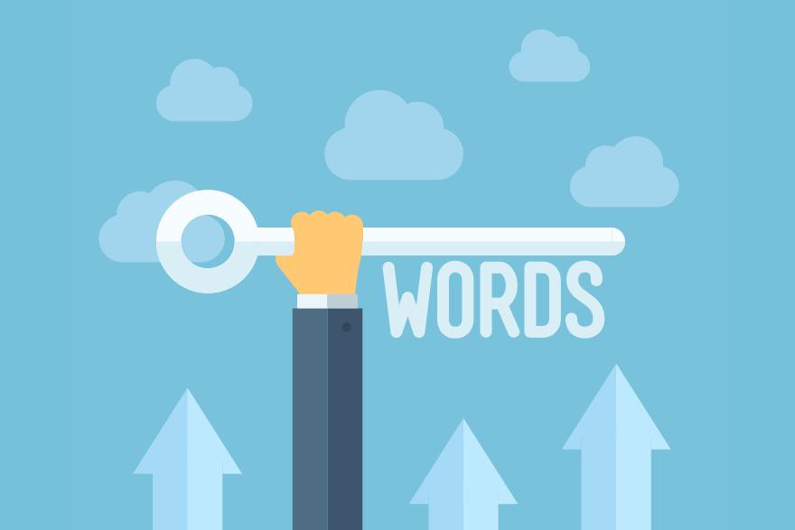 Beginning keyword research