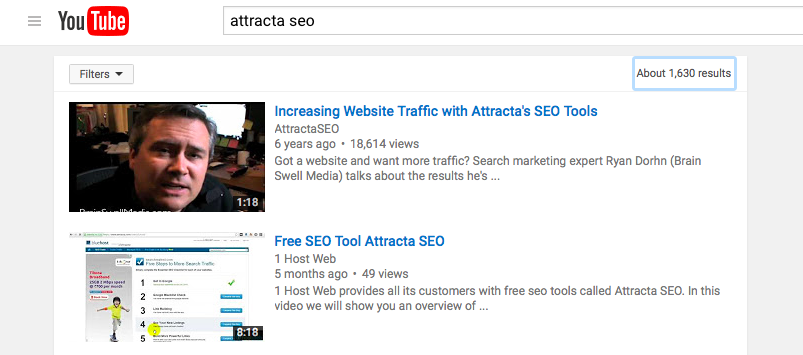 SEO Youtube Video