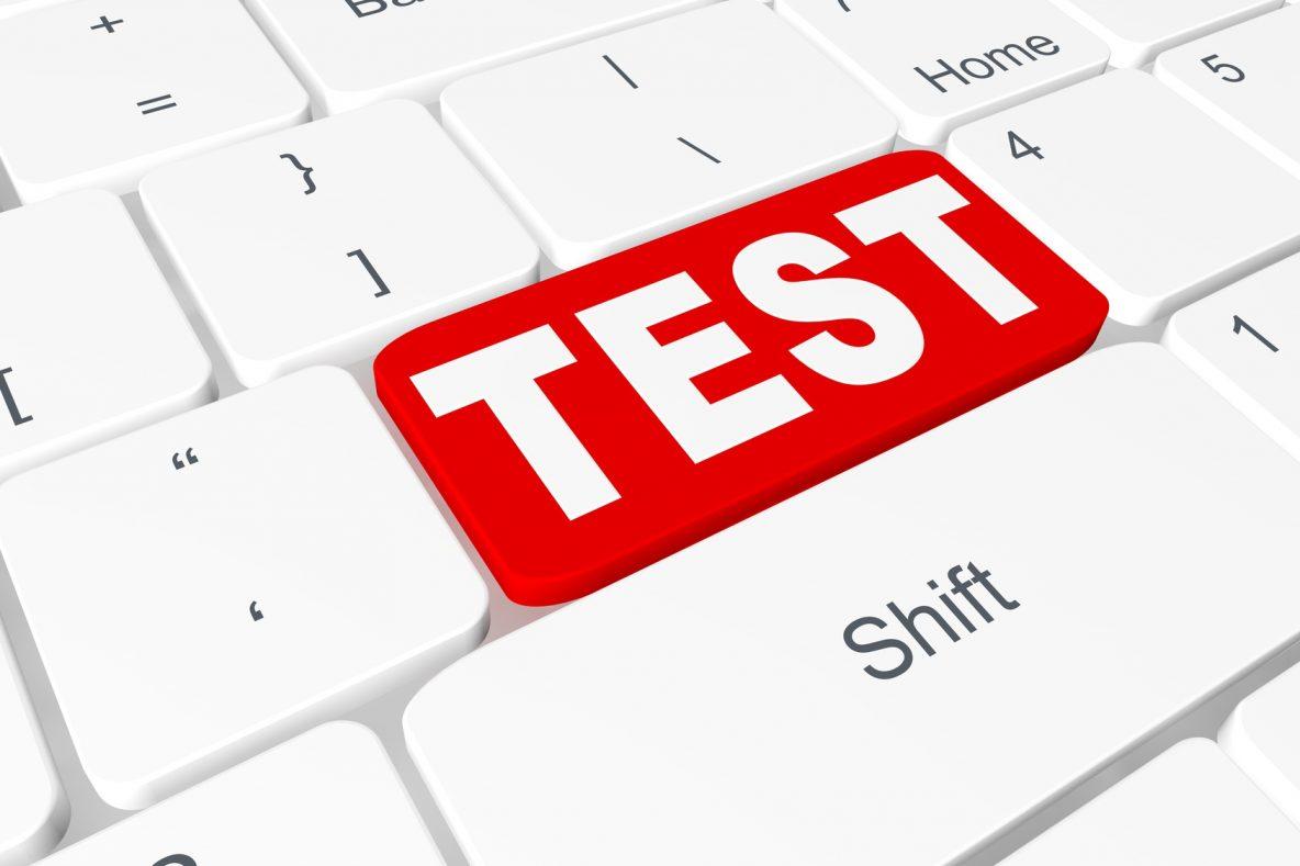 web testing